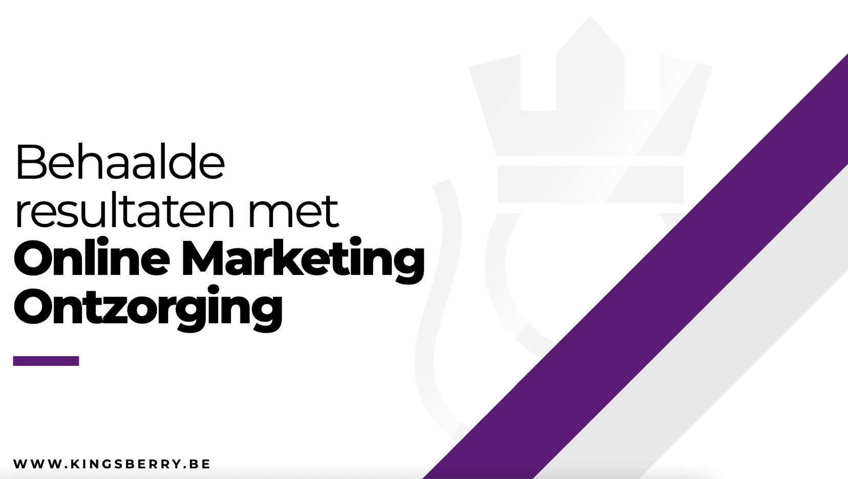 Kingsberry-online-marketing-ontzorging